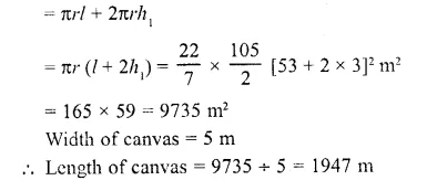 RD Sharma Class 10 Solutions Chapter 14 Surface Areas and Volumes  RV 41a