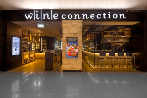 Outlet (Exterior) - Wine Connection Bistro - Vivocity 1