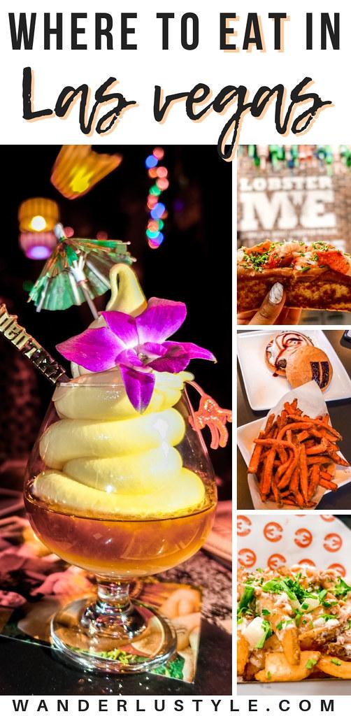 Where to Eat in Las Vegas - Las Vegas Foodie Guide, Las Vegas Food Guide, Las Vegas Travel Tips | Wanderlustyle.com