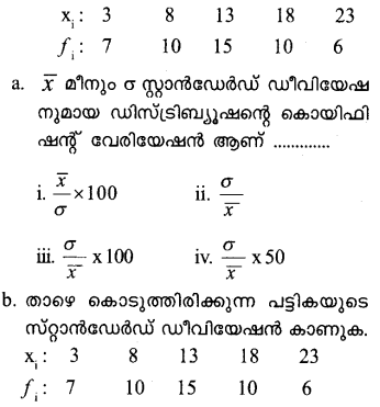Plus One Maths Model Question Papers Paper 2Q20.1