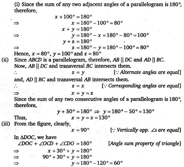 NCERT Solutions for Class 8 Maths Chapter 3 Understanding Quadrilaterals 17