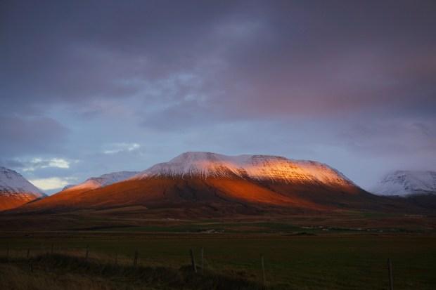Varmahlíð, Northern Iceland