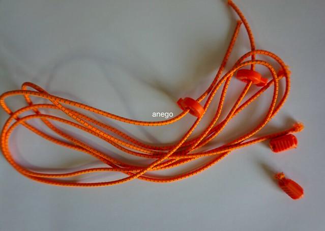 靴のゴム紐