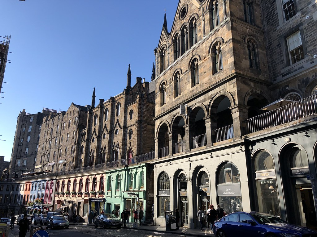 Victoria Street | Ireland and Scotland Itinerary