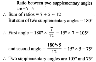 Selina Concise Mathematics Class 6 ICSE Solutions - Angles (With their Types) -r8