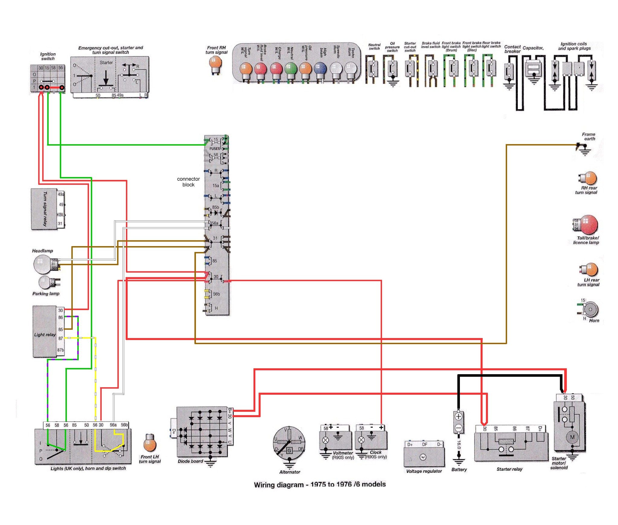 High Ignition Wiring Diagram 6 - Diagram Schematic on