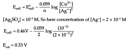 CBSE Sample Papers for Class 12 Chemistry Paper 2 Q.24