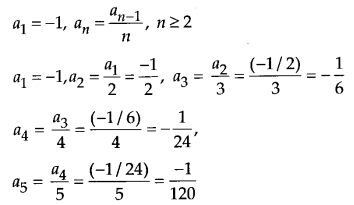 NCERT Solutions for Class 11 Maths Chapter 9 Sequences and Series 11