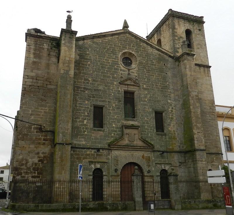 Iglesia convento de la Encarnación Trujillo Caceres