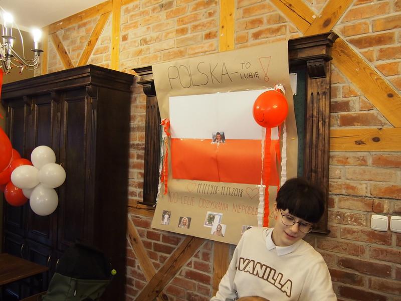 Szkolne przygotowania do 100 rocznicy odzyskania niepodległości Polski