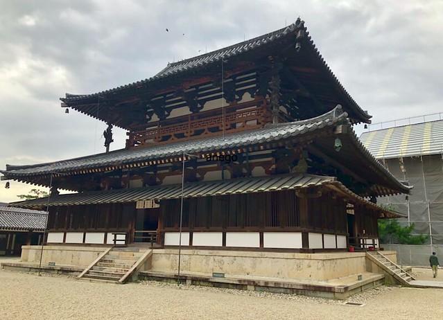 法隆寺 金堂