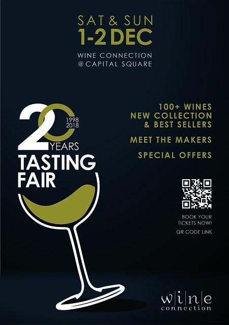 Wine Fair Poster