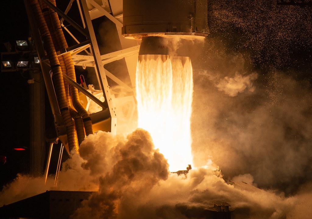 Northrop Grumman Antares CRS-10 Launch (NHQ201811170014)