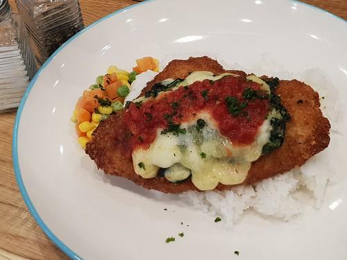Gelatofix Lifestyle Cafe Chicken Parmigiano
