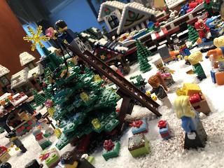 Poblado Navidad 4