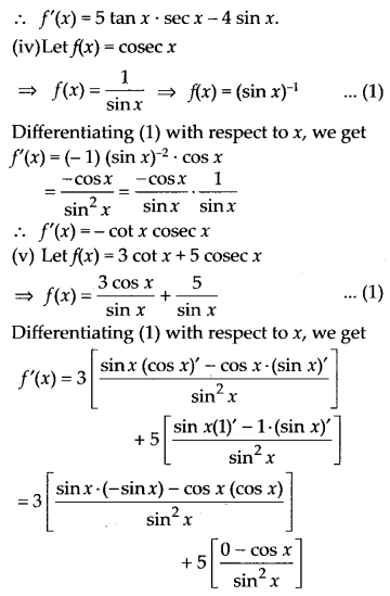 NCERT Solutions for Class 11 Maths Chapter 13 Limits and Derivatives 86