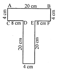 Selina Concise Mathematicsclass 6 ICSE Solutions -Perimeter and Area of Plane Figures-3b