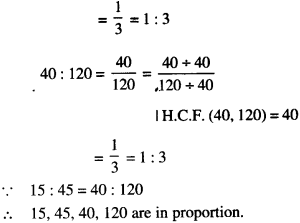 NCERT Solutions for Class 6 Maths Chapter 12 Ratio and Proportion 36
