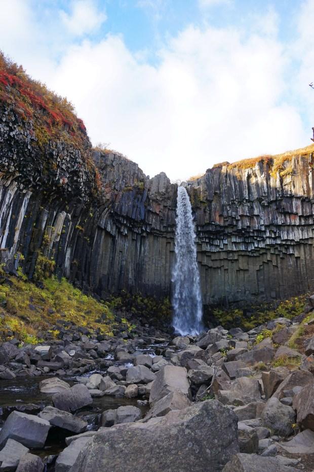Svartifoss, Vatnajökull National Park