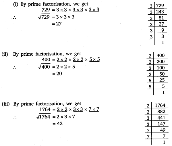NCERT Solutions for Class 8 Maths Chapter 6 Squares and Square Roots 4