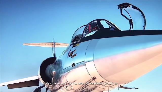 Ace Combat 7 Skies Unkonwn - Blu scuro
