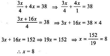 Selina Concise Mathematics class 7 ICSE Solutions - Simple Linear Equations (Including Word Problems) -c3..