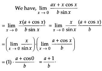 NCERT Solutions for Class 11 Maths Chapter 13 Limits and Derivatives 39
