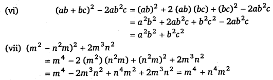 NCERT Solutions for Class 8 Maths Chapter 9 Algebraic Expressions and Identities 29