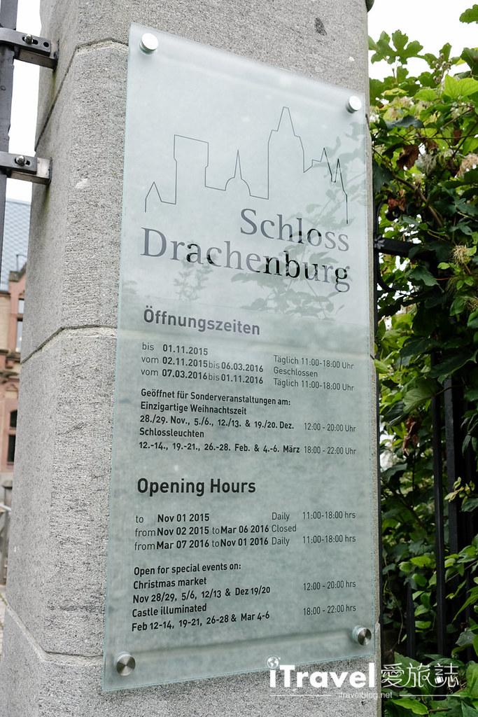德國克尼格斯溫特爾景點 龍岩堡Schloss Drachenburg (35)