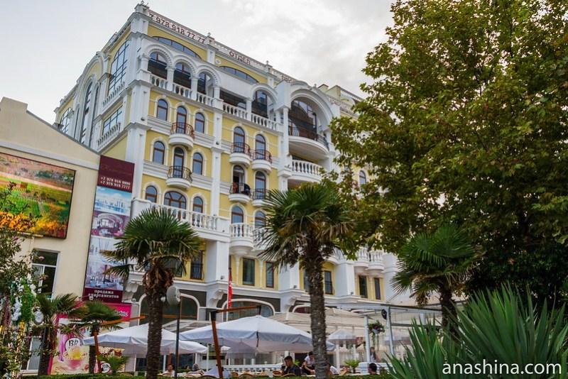 Жилой дом, Ялта, Крым