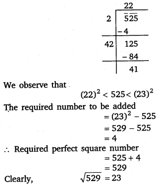 NCERT Solutions for Class 8 Maths Chapter 6 Squares and Square Roots 37