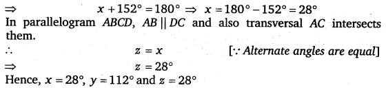 NCERT Solutions for Class 8 Maths Chapter 3 Understanding Quadrilaterals 19