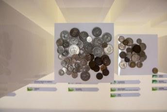 En kijk eens wat ze daar in het museum nog hebben, echte originele Hollandsche Florijnen.