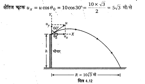 UP Board Solutions for Class 11 Physics Chapter 4 Motion in a plane ( समतल में गति) l8