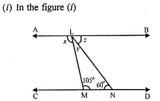 Selina Concise Mathematics Class 6 ICSE Solutions - Properties of Angles and Lines (Including Parallel Lines)-r1s