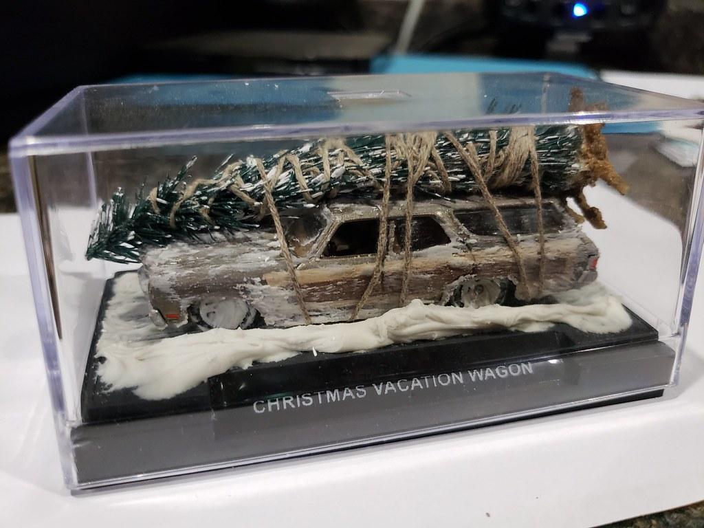 Christmas Vacation Car.Christmas Vacation Custom Wagon Complete House Of Boyd