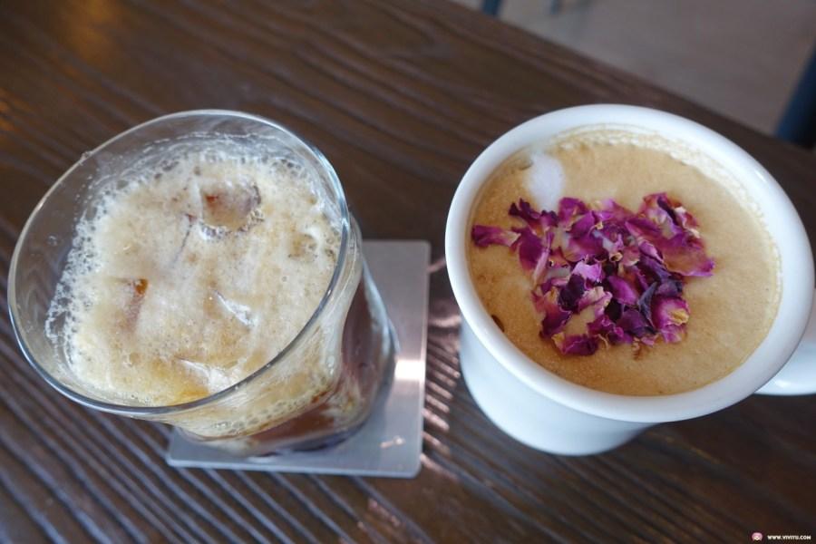 503巷咖啡,下午茶,咖啡館,大溪交流道,大溪美食,手沖咖啡,桃園美食,鬆餅 @VIVIYU小世界