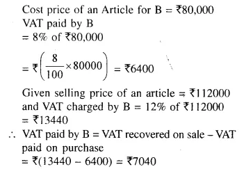 Selina Concise Mathematics Class 10 ICSE Solutions Chapterwise Revision Exercise 3