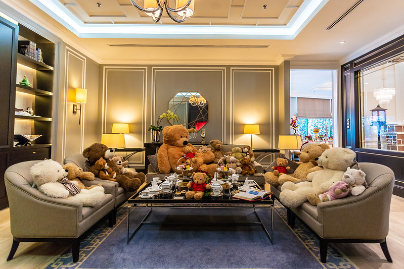 Teddy Bear Afternoon Tea 2
