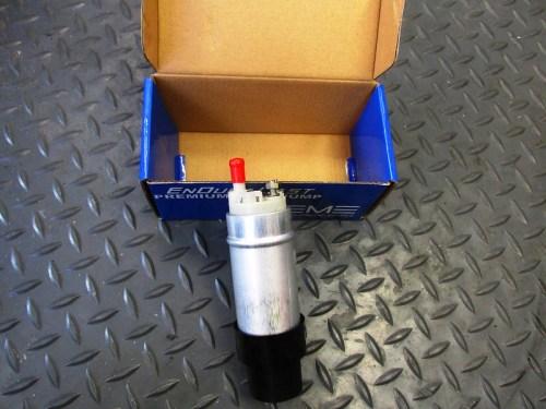 New Fuel Pump and Its Box