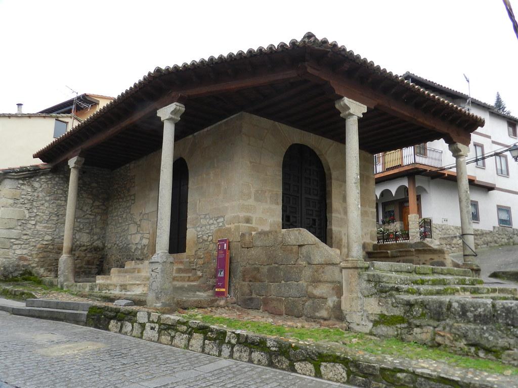 Ermita del Santisimo Cristo del Humilladero Garganta La Olla Caceres