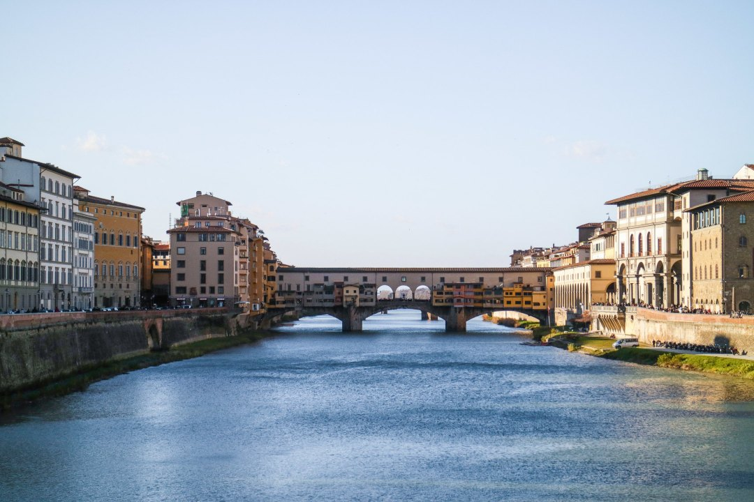 View of Ponte Vecchio, Florence