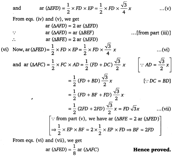 NCERT Solutions for Class 9 Maths Chapter 9 Area of parallelograms and Triangles 44