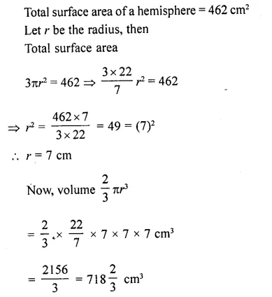RD Sharma Class 10 Solutions Chapter 14 Surface Areas and Volumes Ex 14.1 65
