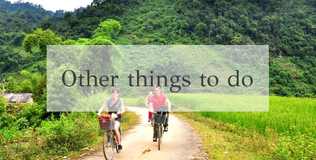 Other things to do
