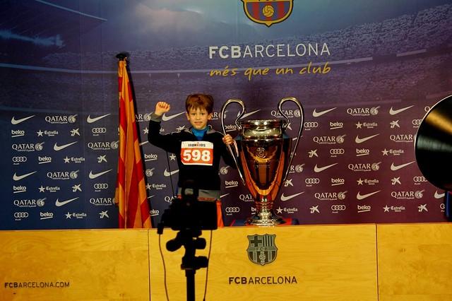 Visitar el Camp Nou