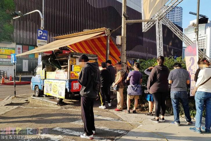 32897197738 e0316bed1e c - 勤美旁人氣餐車,常常只是要等過個馬路就莫名的排隊買了!炸蛋蔥油餅讓人無法抗拒(已搬遷)