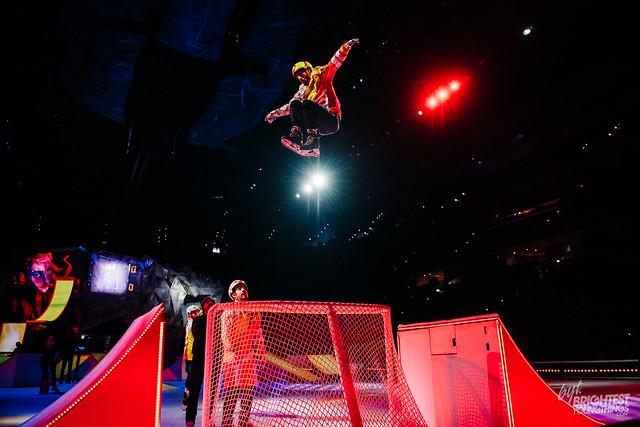Cirque Du Soleil Crystal BTS-9729