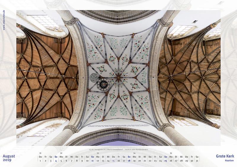 Kirchen 2019 – August