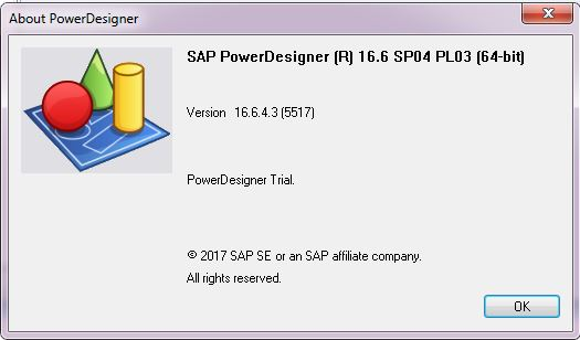 SAP PowerDesigner 16.6.4.3 x64 full